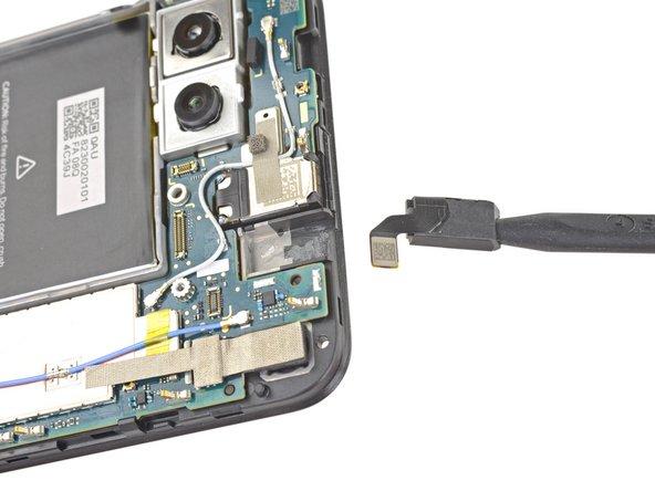 Google Pixel 4a 5G Headphone Jack Replacement