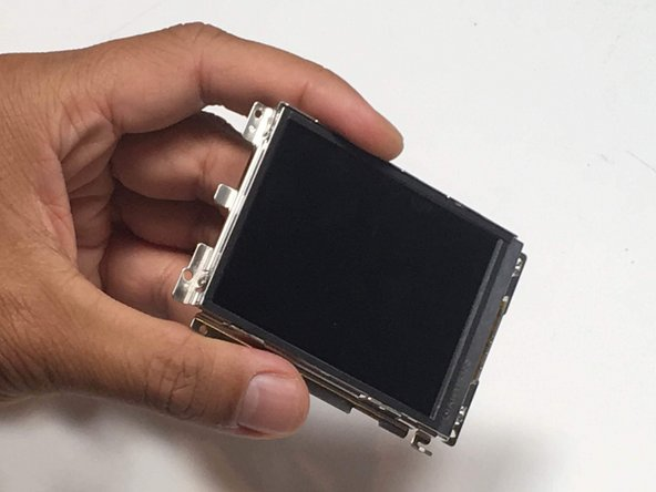 Samsung WB1100F LCD Screen Replacement
