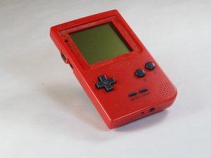 Game Boy Pocket Repair