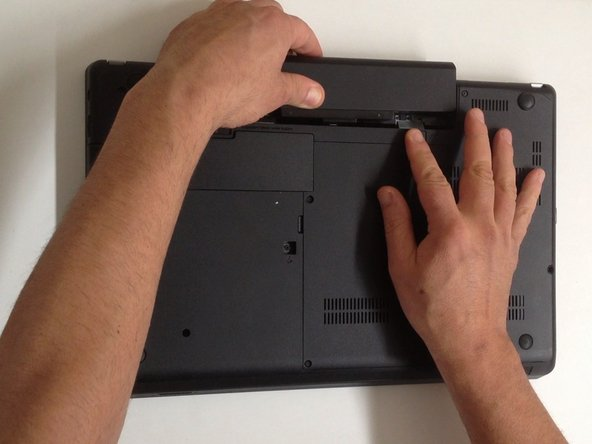 Lenovo ThinkPad Edge E530 HDD Cover Replacement