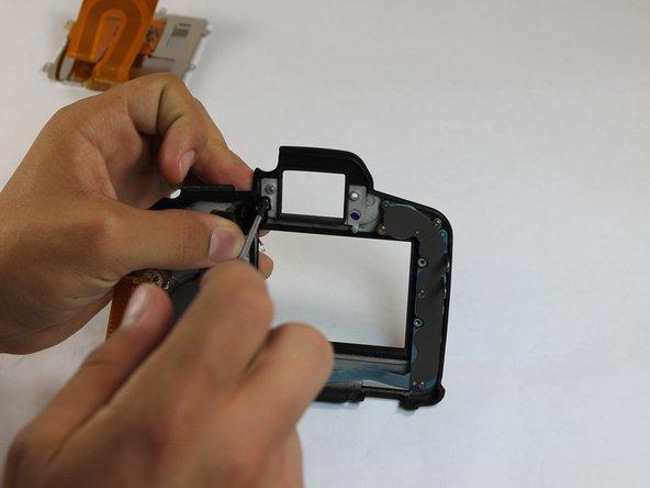 Canon EOS 5D Mark II Internal Speaker Replacement