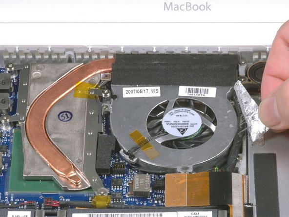MacBook Core 2 Duo Logic Board Replacement
