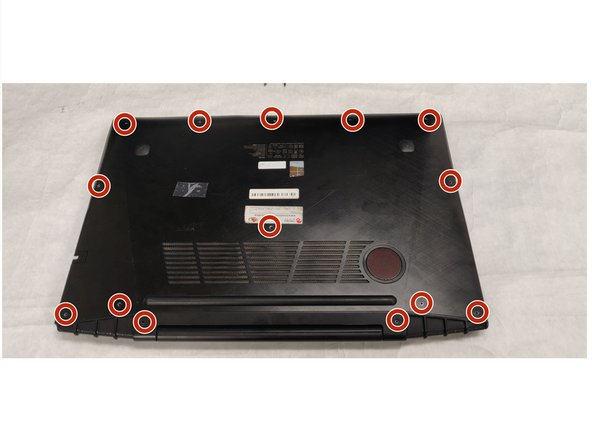 Lenovo Touch Y70-70 Touchpad Replacement