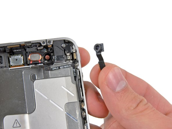 iPhone 4 Front Facing Camera Replacement