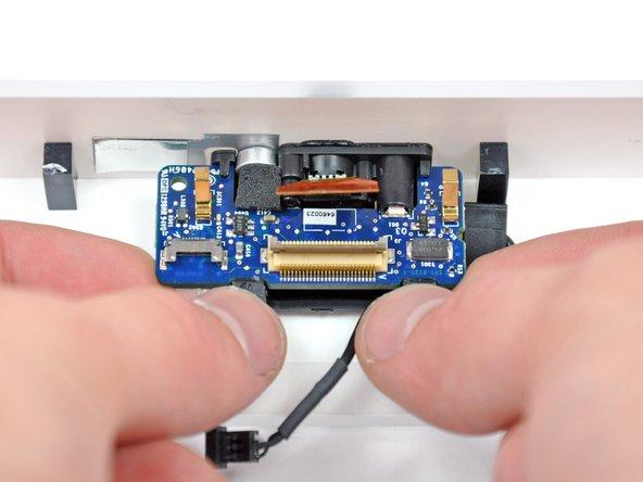 "iMac Intel 20"" EMC 2105 and 2118 Camera Board Replacement"