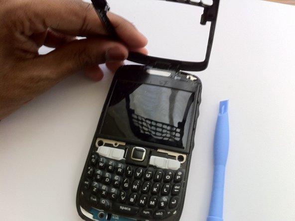 BlackBerry Curve 8520 LCD Screen Replacement