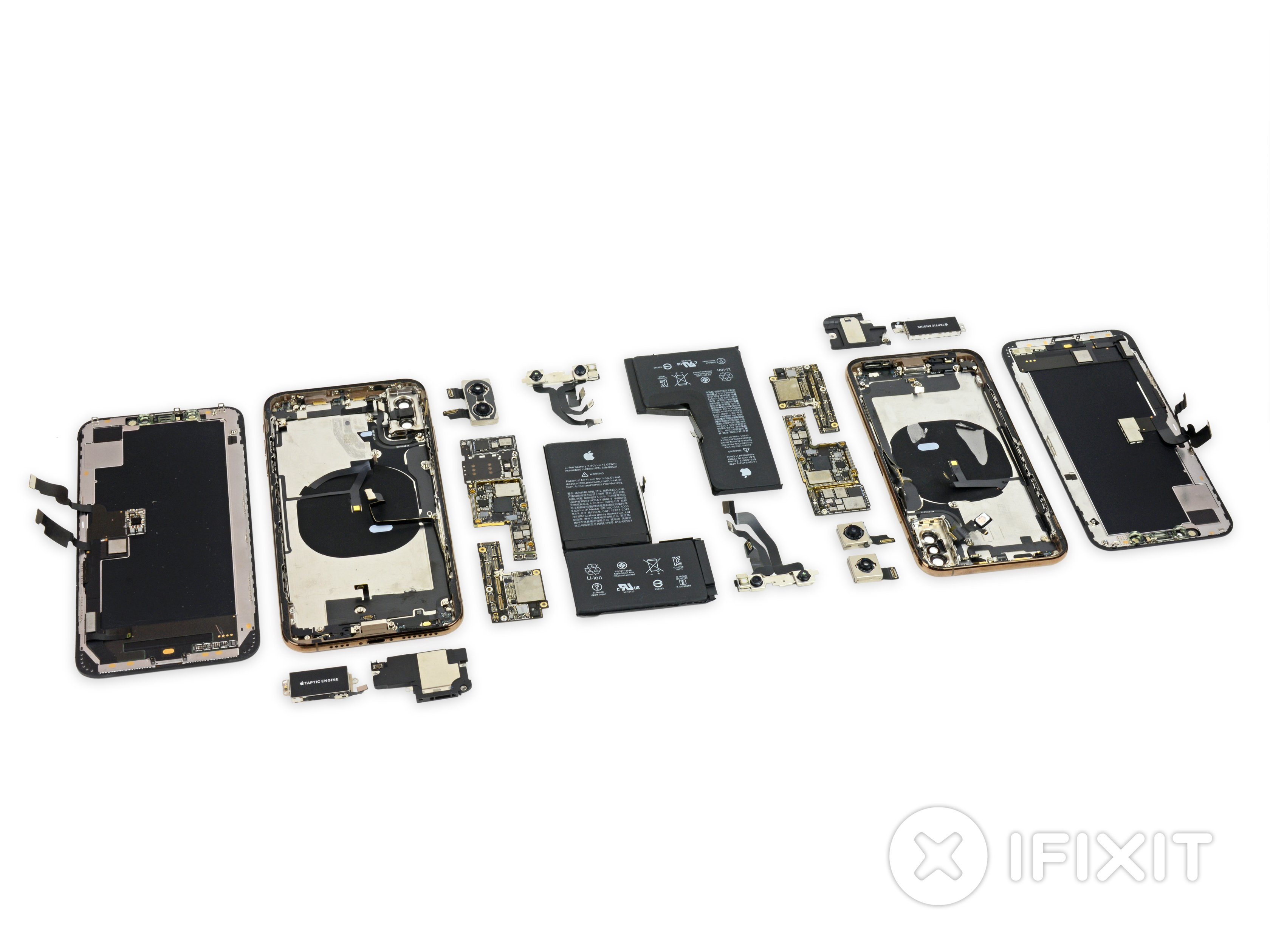 iPhone XS and XS Max Teardown