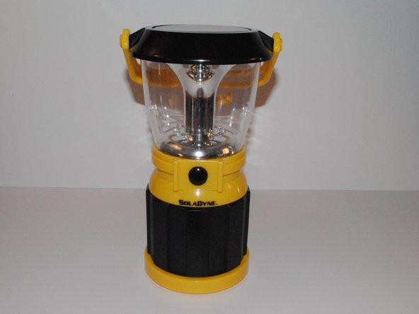 SolaDyne LED Lantern Battery Replacement