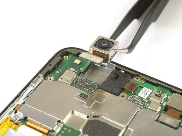 Huawei P10 Lite Rear Camera Replacement