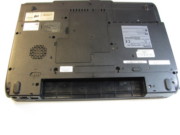 Toshiba Satellite A105-S4284 Battery Replacement