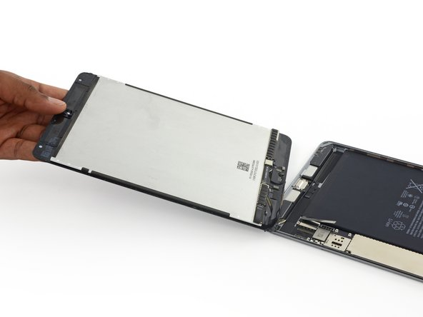 iPad mini 4 Wi-Fi Display Assembly Replacement