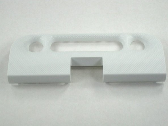 White handle piece