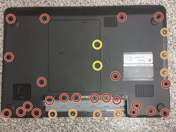 Dell Inspiron 17 N7010 BIOS Battery Replacement