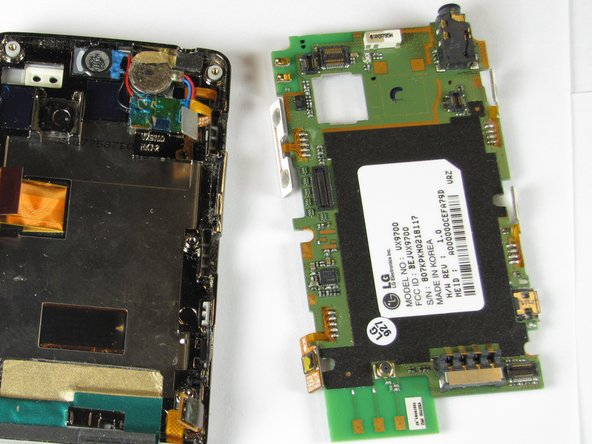 LG Dare Logic Board Replacement