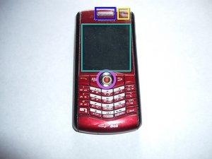 RIM Blackberry Pearl 8130 Teardown