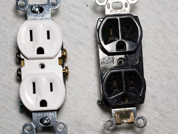 Electrical Outlet/Receptacle Replacement