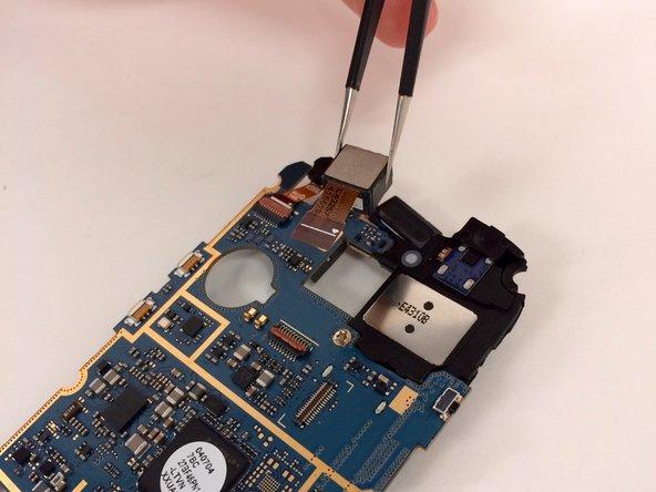 Samsung Galaxy SIII Mini VE Rear Camera Replacement