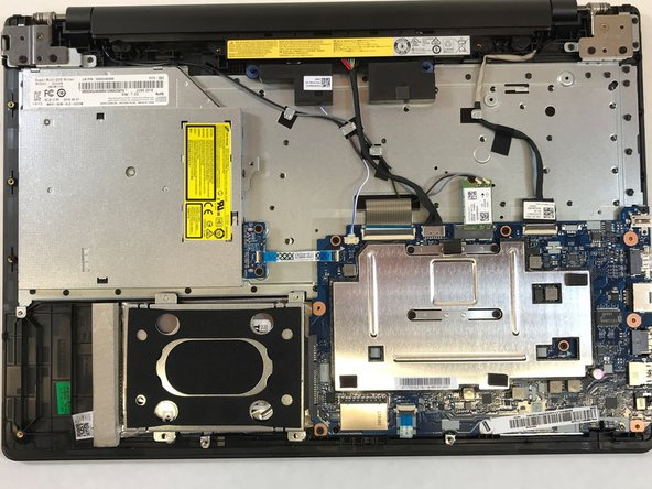 Lenovo IdeaPad 110-15IBR Optical Drive Replacement