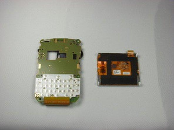 Blackberry 8700c Keypad Replacement