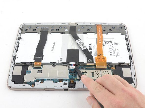 Samsung Galaxy Tab 3 10.1 Battery Replacement