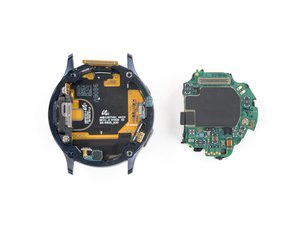 Rimozione gruppo scheda madre Galaxy Watch Active2