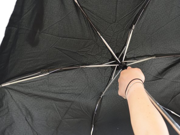 Umbrella Rivet Replacement