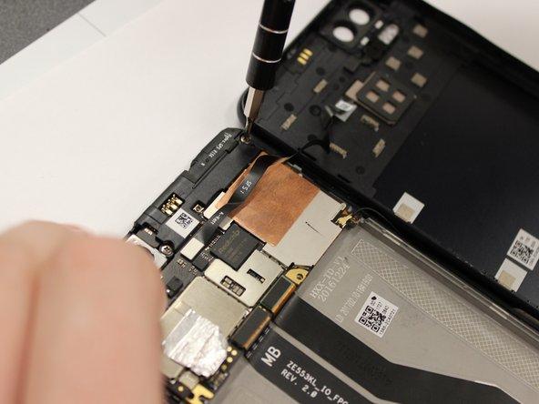 ASUS ZENFONE 3 Zoom Back Camera Replacement