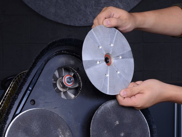 American Sanders EZSand Orbital Sander 07163A 2012 Sanding Disc Replacement