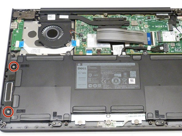 Dell Chromebook 13-7310 Mousepad Replacement