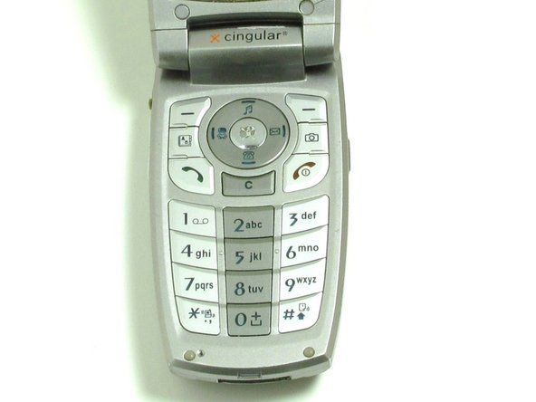 LG L1200 Keypad Replacement