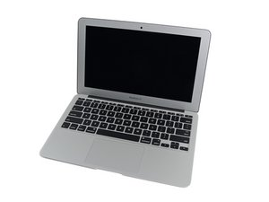 "MacBook Air 11"" Early 2015 Reparatur"