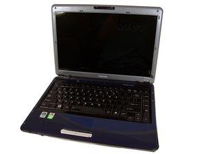Toshiba Satellite M305D-S4829 Repair