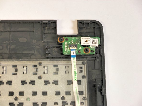 Asus X551CA Power Button Replacement