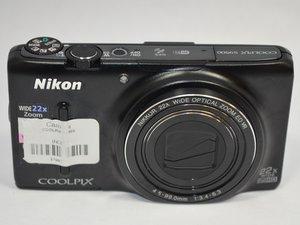 Nikon COOLPIX S9500 Repair