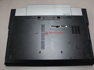 Dell Latitude E6500 Teardown