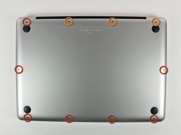 "MacBook Pro 13"" Unibody Mid 2009 Trackpad Replacement"