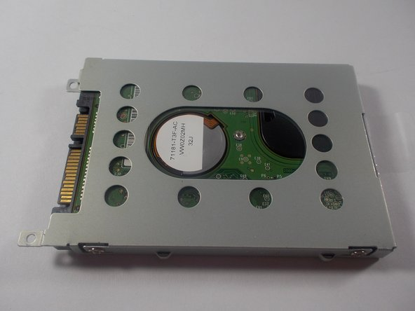 Acer Aspire One D255E Hard Drive Replacement