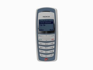 Reparación de Nokia 2115i