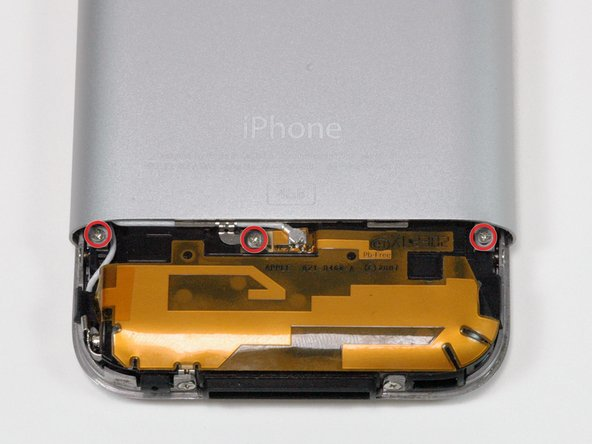 iPhone 1st Generation Case Replacement