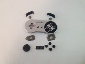 Buttons and Pads in Controller(s)