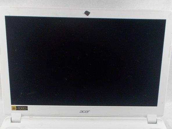 Remplacement de l'écran du Acer Chromebook 15 CB5-571-C09S
