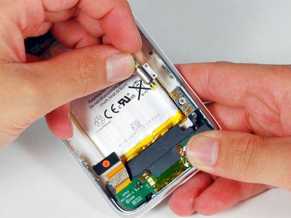 Remplacement du vibreur de l'iPhone 3G