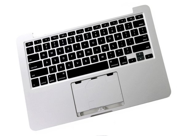 "MacBook Pro 13"" Retina Display Late 2012 Upper Case Replacement"