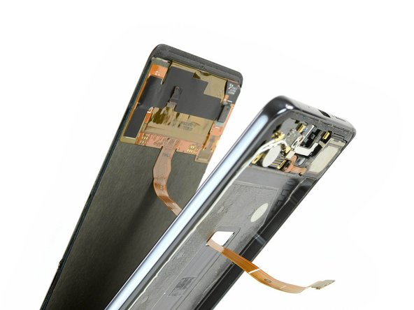 Huawei Mate 10 Pro Screen and Digitizer Replacement