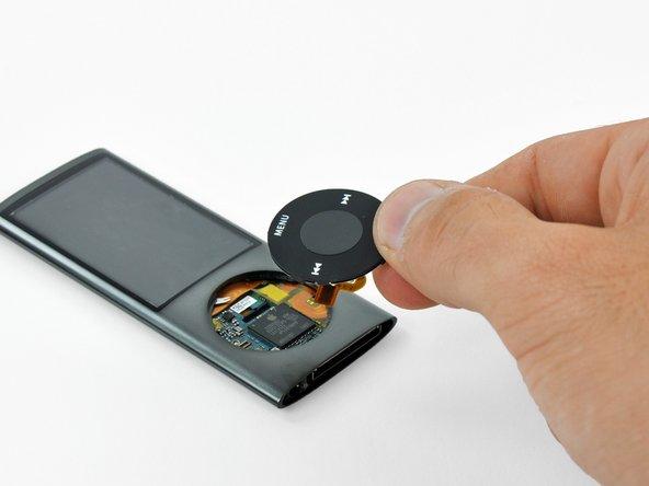 iPod Nano 5th Generation Click Wheel Replacement