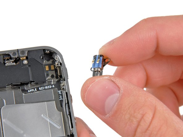 iPhone 4 Vibrator Replacement