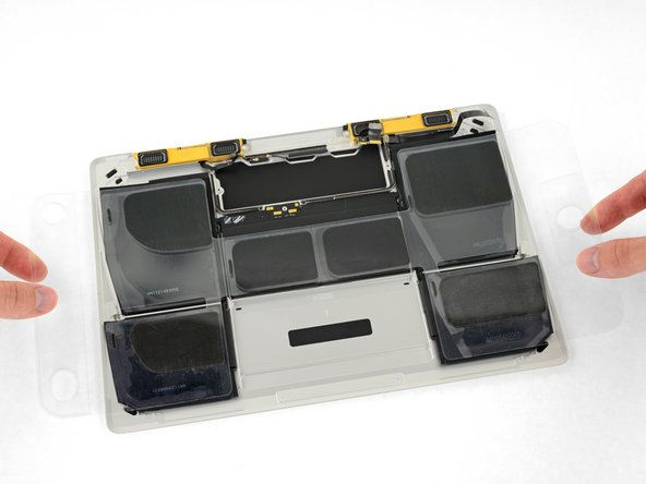 Test your new battery's fit and alignment carefully before installing it.