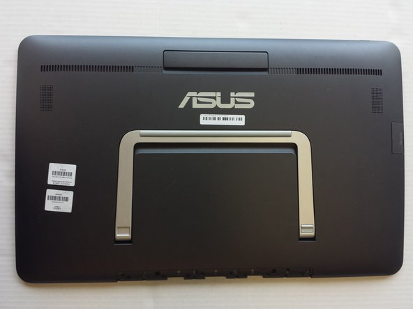 ASUS Portable AiO PT2001 Back Panel Replacement