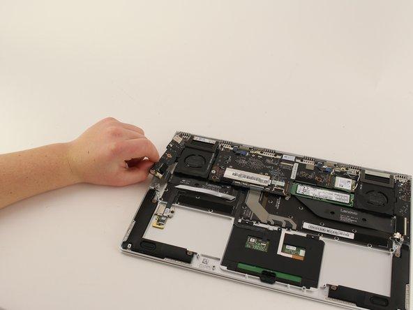 Lenovo Yoga 910-13IKB USB Ports Replacement