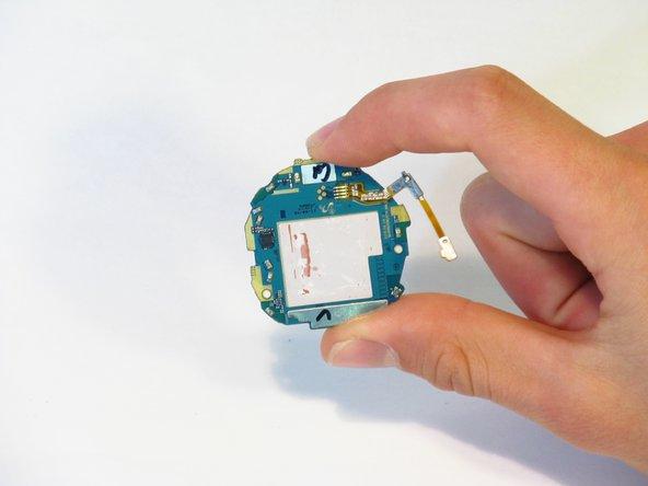 Cambio de placa madre de un Samsung Gear S3 Frontier